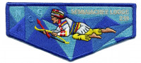 NOAC - Turtle Set (Flap) Suwannee River Area Council #664