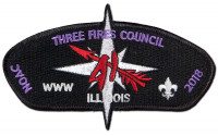 P24411 2018 NOAC Lowaneu Allanque CSP Three Fires Council #127