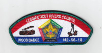 CRC Wood Badge N2-66-18 Connecticut Rivers Council #66