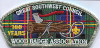 Great Southwest Council - Woodbadge Great Southwest Council #412
