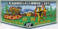 Cahuilla Lodge 127 Boseker Scout Reservation California Inland Empire Council #45