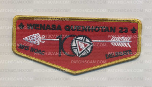 Patch Scan of AR0083G - WD Boyce NOAC Flap