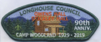 379179 CAMP WOODLAND Longhouse Council