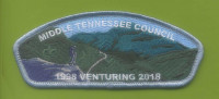 Middle Tennessee Council 1998 2018 Venturing CSP Middle Tennessee Council #560