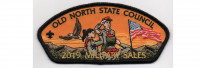 2019 Military Sales CSP (PO 89206) Old North State Council #70