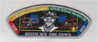 GNYC Wood Badge CSP silver  Greater New York Councils