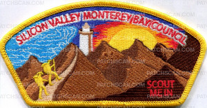Patch Scan of Silicon Valley Monterey Bay Council