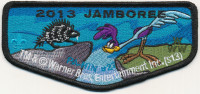26599- Jamboree Patch Set Northern Lights Council #429