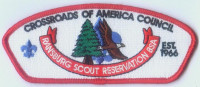 RANSBURG SCOUT RESERVATION CSP Crossroads of America Council #160