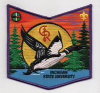 WAHPEKUTE POCKET FLAP Twin Valley Council #284