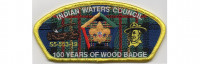 Wood Badge CSP 2019 (PO 88464) Indian Waters Council #553