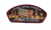 FRC - To God and My Country 2019 FOS CSP Flint River Council #95