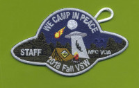 2018 Fall VSW We Camp in Peace - NFC VOA North Florida Council #87
