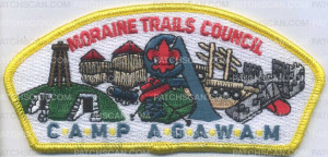 Patch Scan of 356217 MORAINE