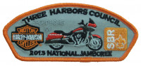 TB 213067 THC JSP 2013 Red 2013  Three Harbors Council #636