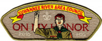 Suwannee River Area Council- FOS 2015  Suwannee River Area Council #664