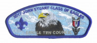 2017 John Stuart Class of Eagles - Circle Ten Council Circle Ten Council #571