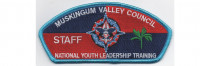 NYLT Staff CSP (PO 88014) Muskingum Valley Council #467
