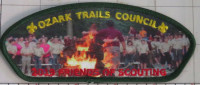 369367 OZARK Ozark Trails Council #306