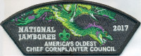 Green Dragon CSP NJ 2017 Chief Cornplanter Council  Chief Cornplanter Council #538