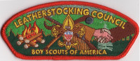 LEATHERSTOCKING CSP- RED BORDER Leatherstocking Council