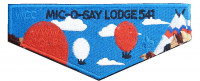 23412 2015 Mic-O-Say Lodge 541 Western Colorado Council #64