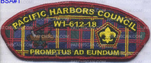 Patch Scan of 353503 PACIFIC