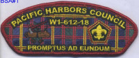 353503 PACIFIC Pacific Harbors Council #612