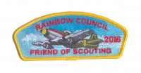 Rainbow Council - 2016 FOS CSP Rainbow Council #702