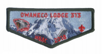 Owaneco Lodge 313 NOAC 2018 Flap (Home of the Sikorsky Aircraft) Connecticut Yankee Council #72