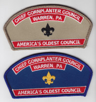 Chief Cornplanter Council-America's Oldest Council  Chief Cornplanter Council #538