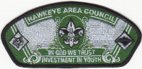 32306 - FOS 2014 CSP Patch Hawkeye Area Council #172
