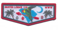 Santee Lodge 116 Flap Pee Dee Area Council #552