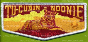 Patch Scan of Tu Cubin Noonie - Pocket Flap