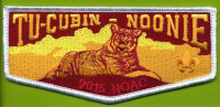 Tu Cubin Noonie - Pocket Flap Utah National Parks Council #591