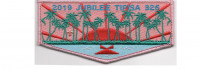 Jubilee 2019 Flap (PO 89035) Central Florida Council #83