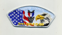 Rainbow Council 2017 Eagle Class CSP Rainbow Council #702