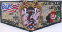 Cahuilla Lodge 127 - Support Our Troops California Inland Empire Council #45