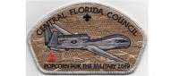 Popcorn for the Military CSP 2019 Air Force Silver (PO 88840) Central Florida Council #83