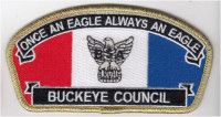 Eagle CSP Gold  Buckeye Council #436