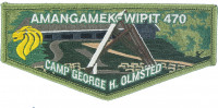 Amangamek-Wipit 470 Camp Olmsted flap National Capital Area Council #82