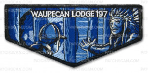 Patch Scan of P24477_A 2018 NOAC Waupecan Lodge Set