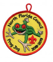 Frog Jog 2018-2019 North Florida Council #87