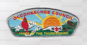Patch Scan of Home Of The Thunderbird CSP