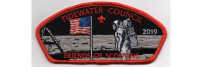 2019 FOS CSP Man on the Moon (PO 88262) Tidewater Council #596