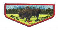 Wipala Wiki 432 Meteu The Buffalo flap Grand Canyon Council #10