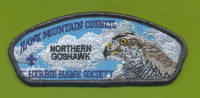 Hawk Mountain Council - 2019 FOS (Northern Goshawk) Hawk Mountain Council #528