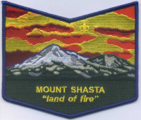 351495 MOUNT SHASTA Crater Lake Council #491