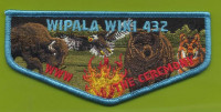 Wipala Wiki 432 The Ceremony flap Grand Canyon Council #10
