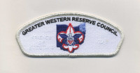 FOS - CSP - Silver Greater Western Reserve Council #463
